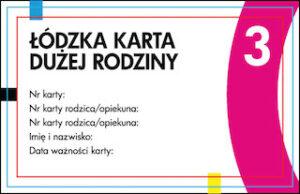 Karta Dużej Rodziny Kosmetyka Łódź